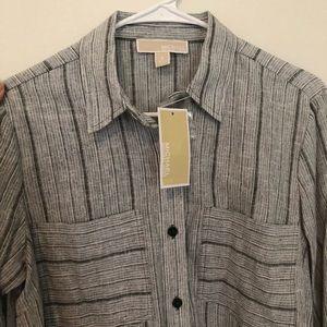 MICHAEL Michael Kors button down shirt